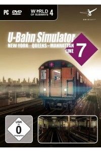 World of Subways 4 New York Line 7 [v.1.0.0.1827] | PC | RePack by XLASER