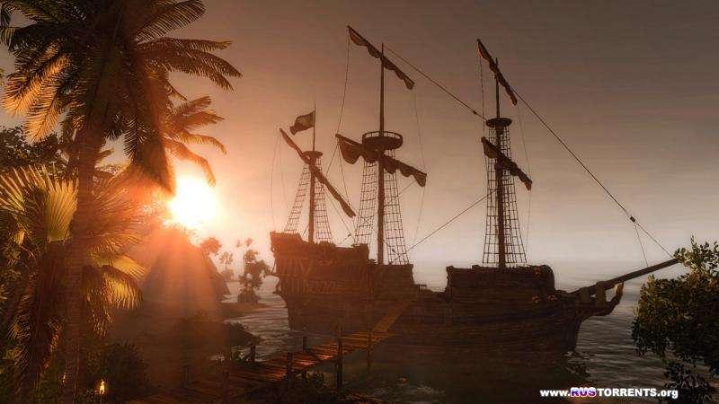 Risen 2: dark waters + 3 DLC [RePack. RUS]