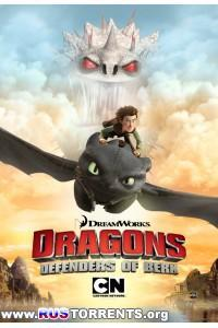 Драконы: Защитники Олуха [S02]   WEB-DL 1080p   Невафильм