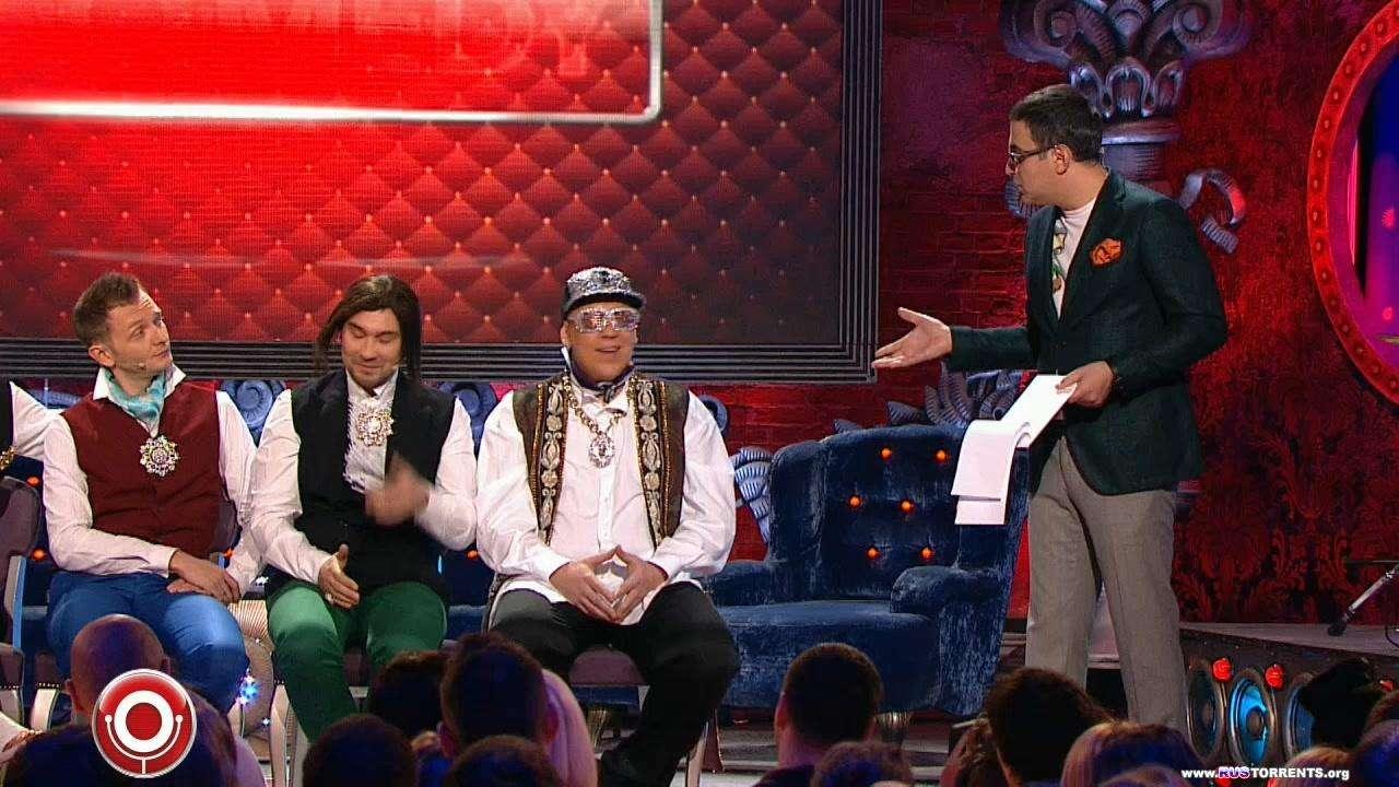 Новый Comedy Club [эфир от 07.02.] | WEBDLRip 720р