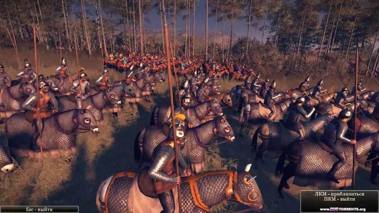 Total War: Rome 2 [v1.0.0.1 + 1 DLC] | РС | RePack от Black Beard