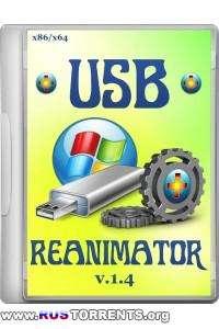 USB Reanimator 1.4 x86/x64 by LaGGeR VIRRUSS RUS/ENG
