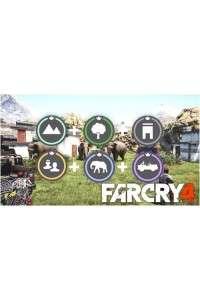 Far Cry 4: The Best Custom Maps Pack [15 лучших пользовательских карт]   PC   Maps