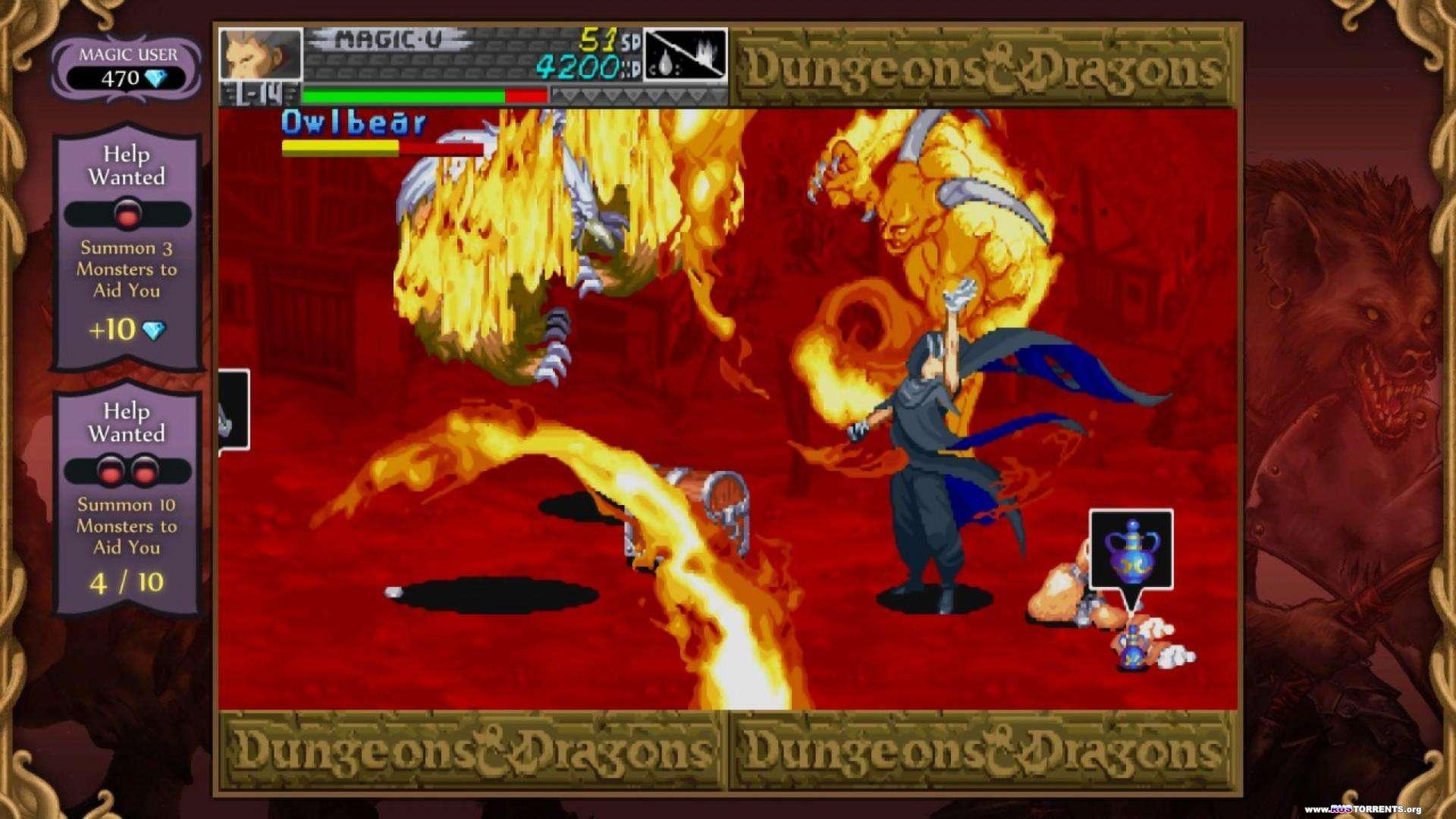 Dungeons & Dragons: Chronicles of Mystara [��������|Steam-Rip] �� R.G. GameWorks