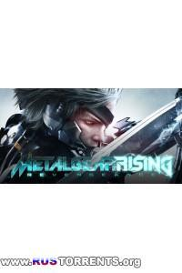 Metal Gear Rising: Revengeance [v.1.01] | PC | Русификатор