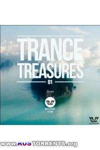 VA - Silk Royal Pres. Trance Treasures 01
