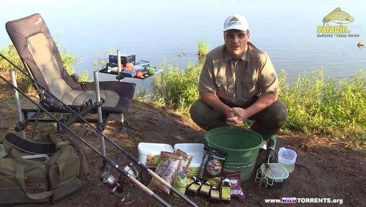 Ловля карпа фидером на платнике | WEB-DLRip