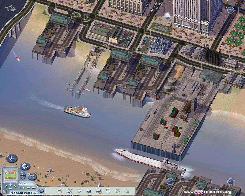 SimCity 4: Rush Hour | �� | ��������