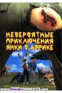 Невероятные приключения янки в Африке   DVDRip-AVC