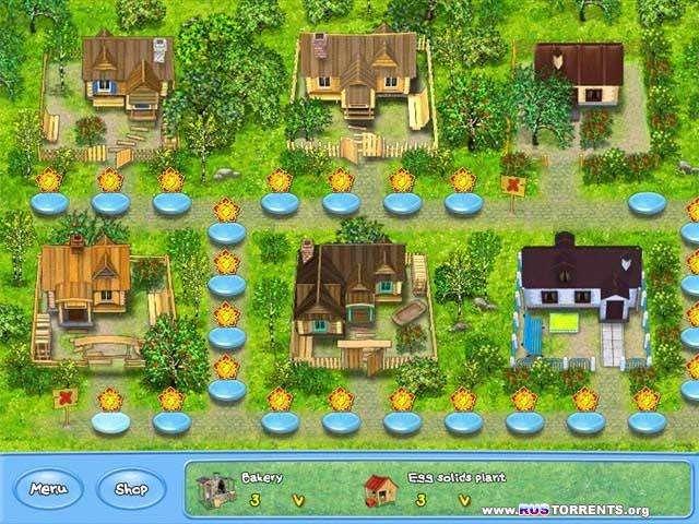 Весёлая ферма(4 части)+кейген