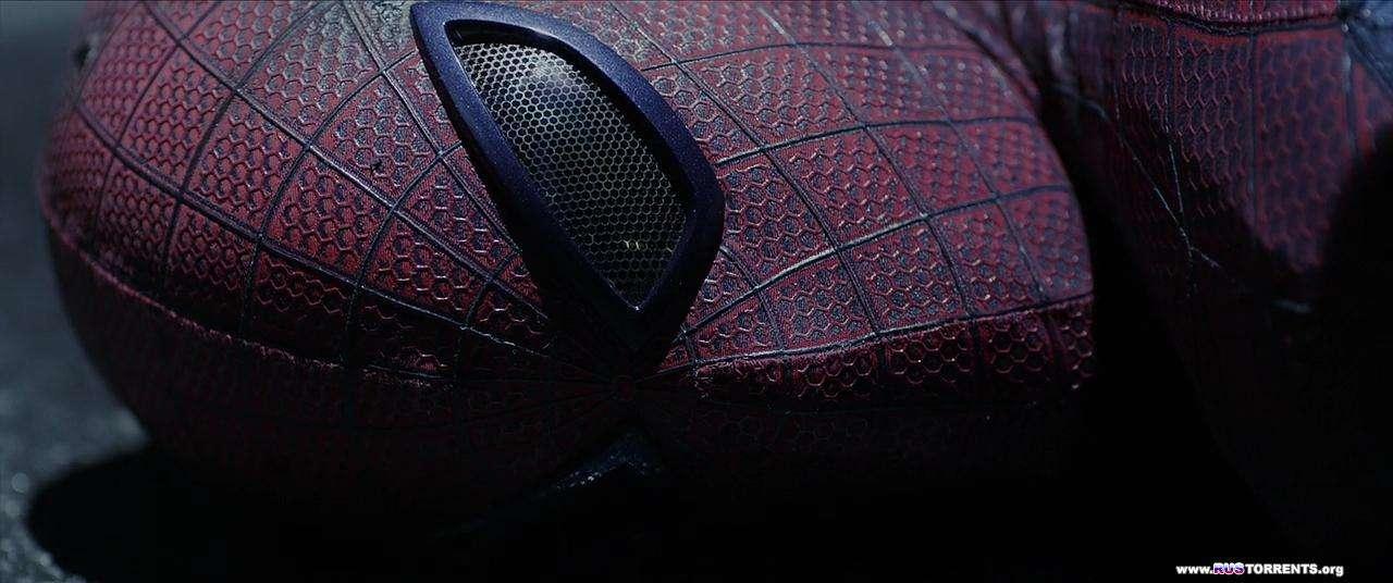 Новый Человек-паук | BDRip 720p | Лицензия