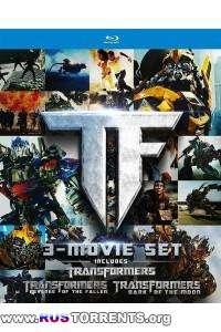 Трансформеры: Трилогия | BDRip 1080p