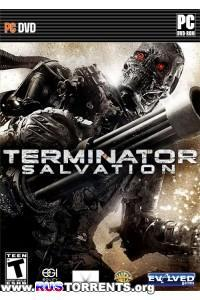 Terminator Salvation: The Videogame | PC | RePack от R.G. Механики
