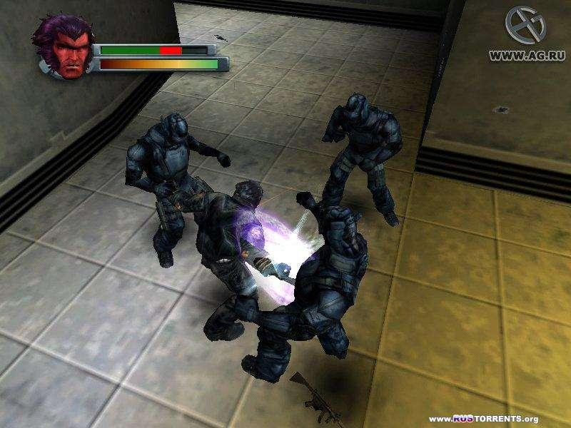 X-Men 2 - Wolverine's Revenge | PC | Repack by MOP030B от Zlofenix