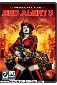 Command and Conquer: Red Alert 3 v 1.12 | RePack от R.G. Element Arts