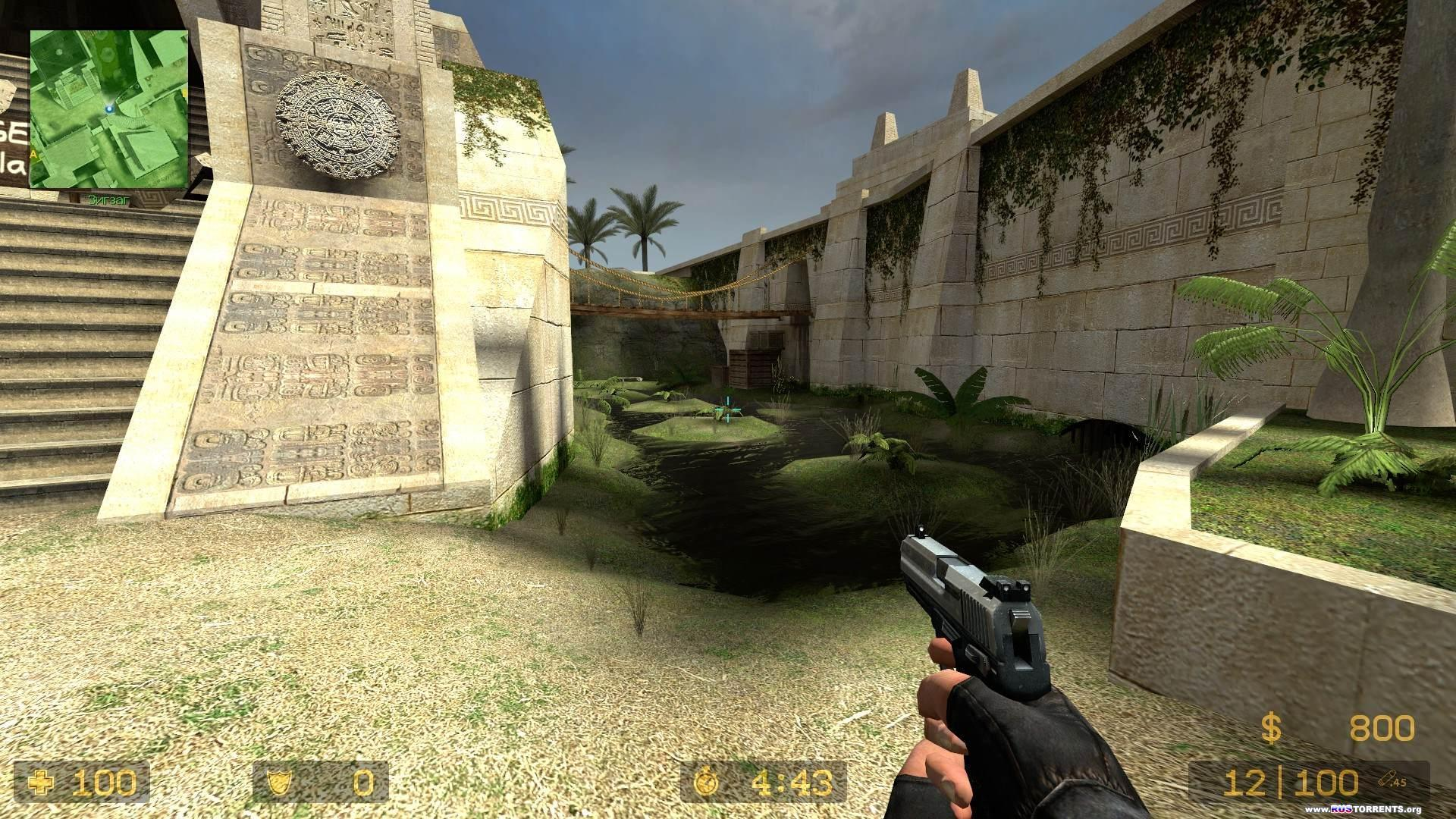 Counter Strike Source v84 Полная версия + Autoupdate | PC