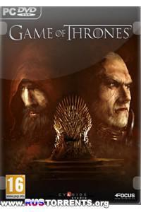 Game Of Thrones [1.4.2.0 + 3 DLC] | (обновлён от 10.12.2012) | [Repack] от Fenixx