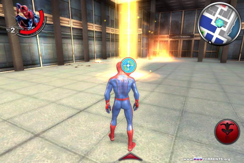 Новый Человек-паук [v1.0.2] | iPhone, iPod, iPad