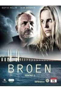 Мост [02 сезон: 01-10 серии из 10] | HDRip | Amedia