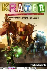 Krater. Shadows over Solside - Collector's Edition + 2 DLC
