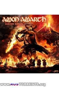 Amon Amarth-Sulfur Rising