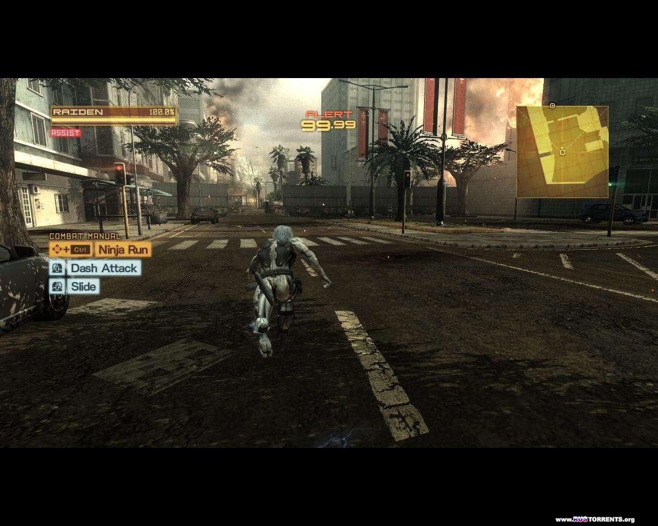 Metal Gear Rising: Revengeance | PC | Repack от R.G. Механики