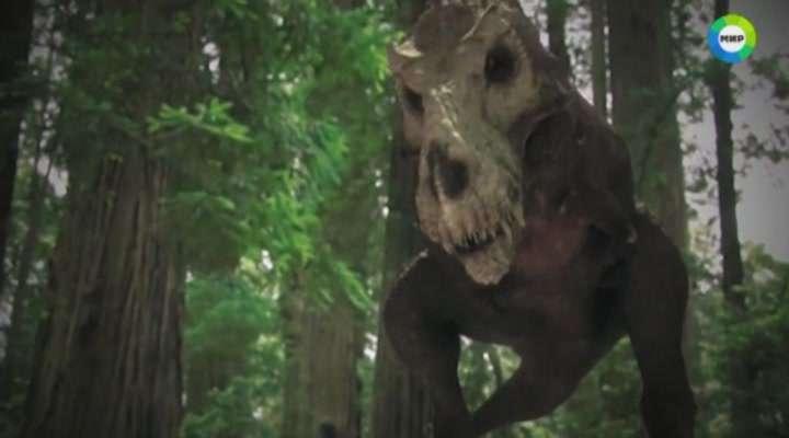 Земля. Территория загадок. Динозавр - друг человека | SATRip