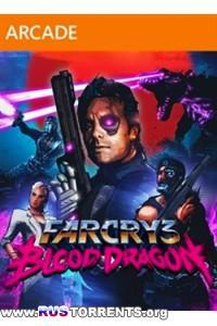 Far Cry 3: Blood Dragon | PC | RePack от R.G. Механики