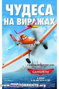 Самолёты | Blu-ray 1080p | Лицензия