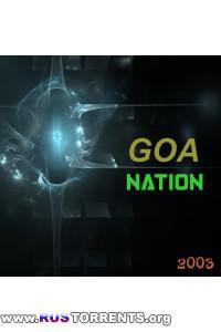 VA - Goa Nation 2003