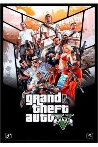 GTA 5 / Grand Theft Auto V [Update 5] | PC | Steam-Rip от Let'sРlay