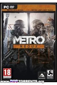 Metro: Last Light - Redux [Update 5] | PC | Патч