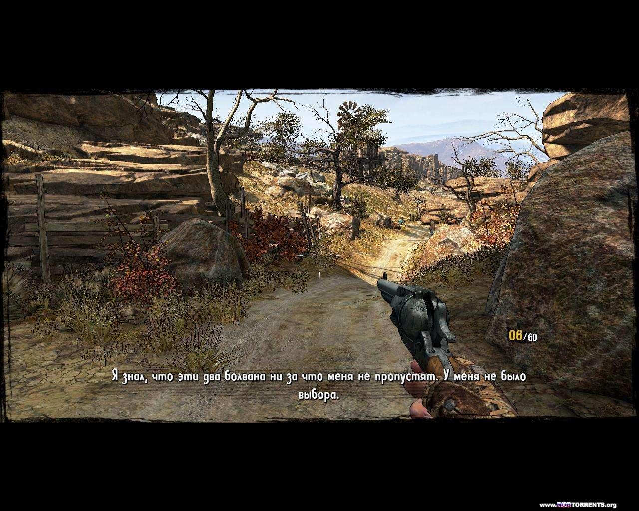 Call of Juarez The Gunslinger | [RePack] | от =Чувак=