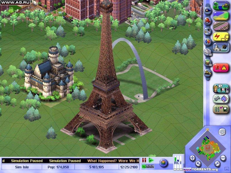 SimCity 3000 | РС | Лицензия