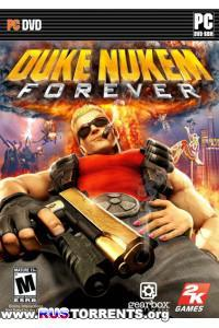 Duke Nukem Forever [v 1.0 Build 244] [3 DLC] | PC | RePack от R.G. Механики