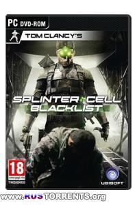 Tom Clancy's Splinter Cell: Blacklist | РС | RePack от Black Beard