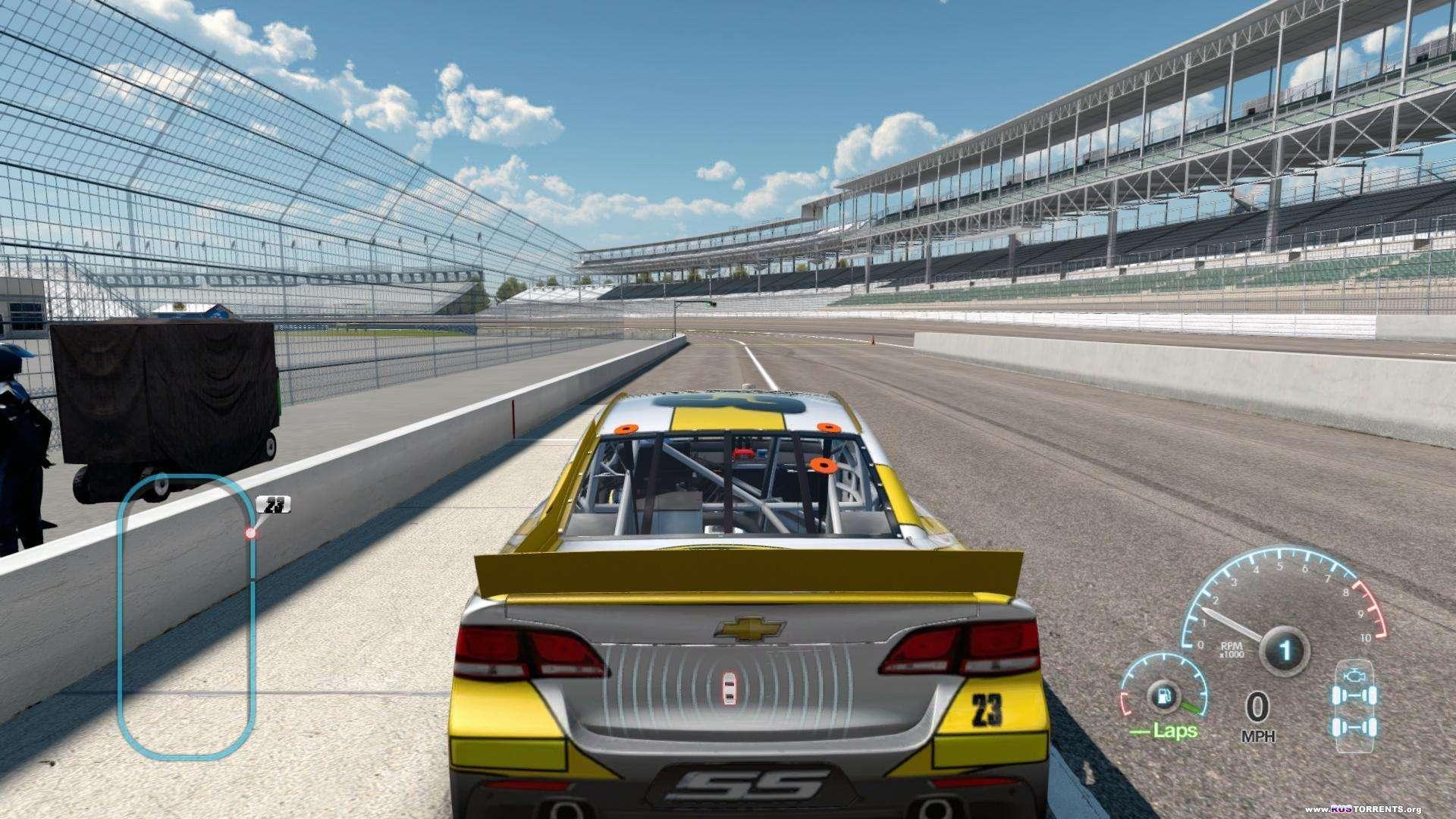 NASCAR The Game 2013 [L] Английский