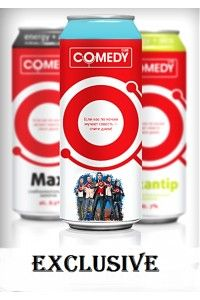 Comedy Club. Exclusive [56] | WEB-DL 720p