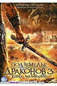 Подземелье драконов 3: Книга заклинаний | BDRip-AVC