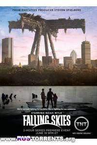 Рухнувшие небеса [02 сезон: 01-10 серий из 10] | WEBDLRip | LostFilm