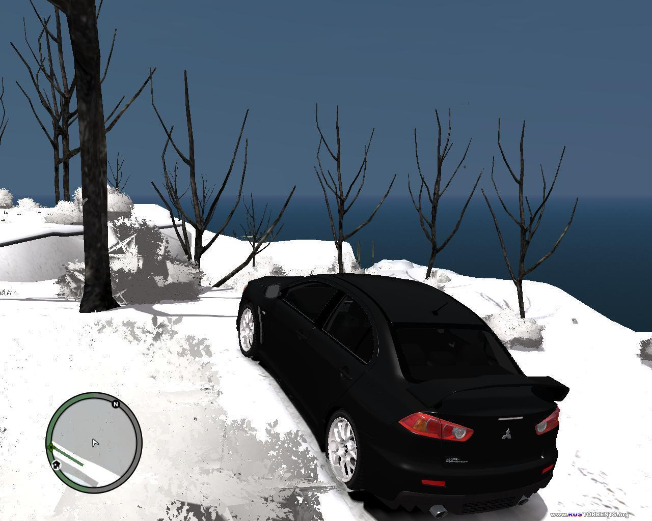 Grand Theft Auto IV: Snow Edition | RePack от Alpine
