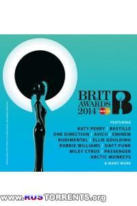VA - The BRIT Awards 2014