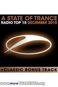 VA - A State Of Trance Radio - Top 15 December
