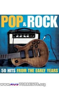 VA - Pop & Rock - 50 Hits From The Early Years