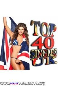 VA - UK Top 40 Singles Chart (18 Августа 2013)