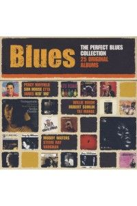 VA - The Perfect Blues Collection. 25 Original Albums | MP3