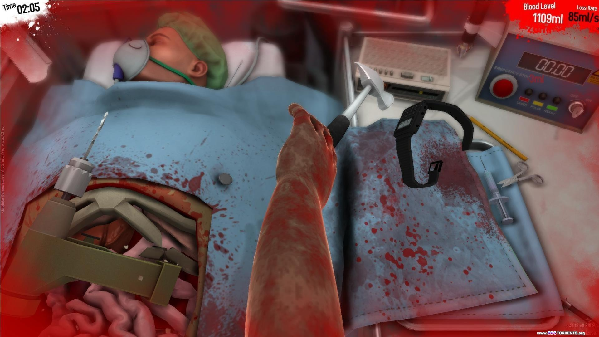 Surgeon Simulator 2013 | PC | ��������