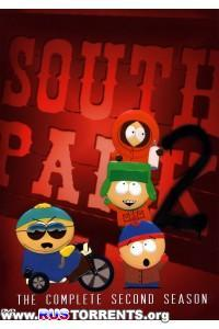 Южный парк [S02]   DVDRip