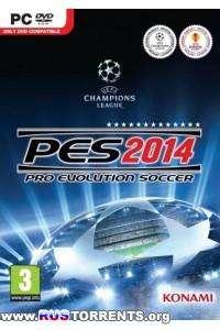 Pro Evolution Soccer 2014 + PESEdit | PC | RePack