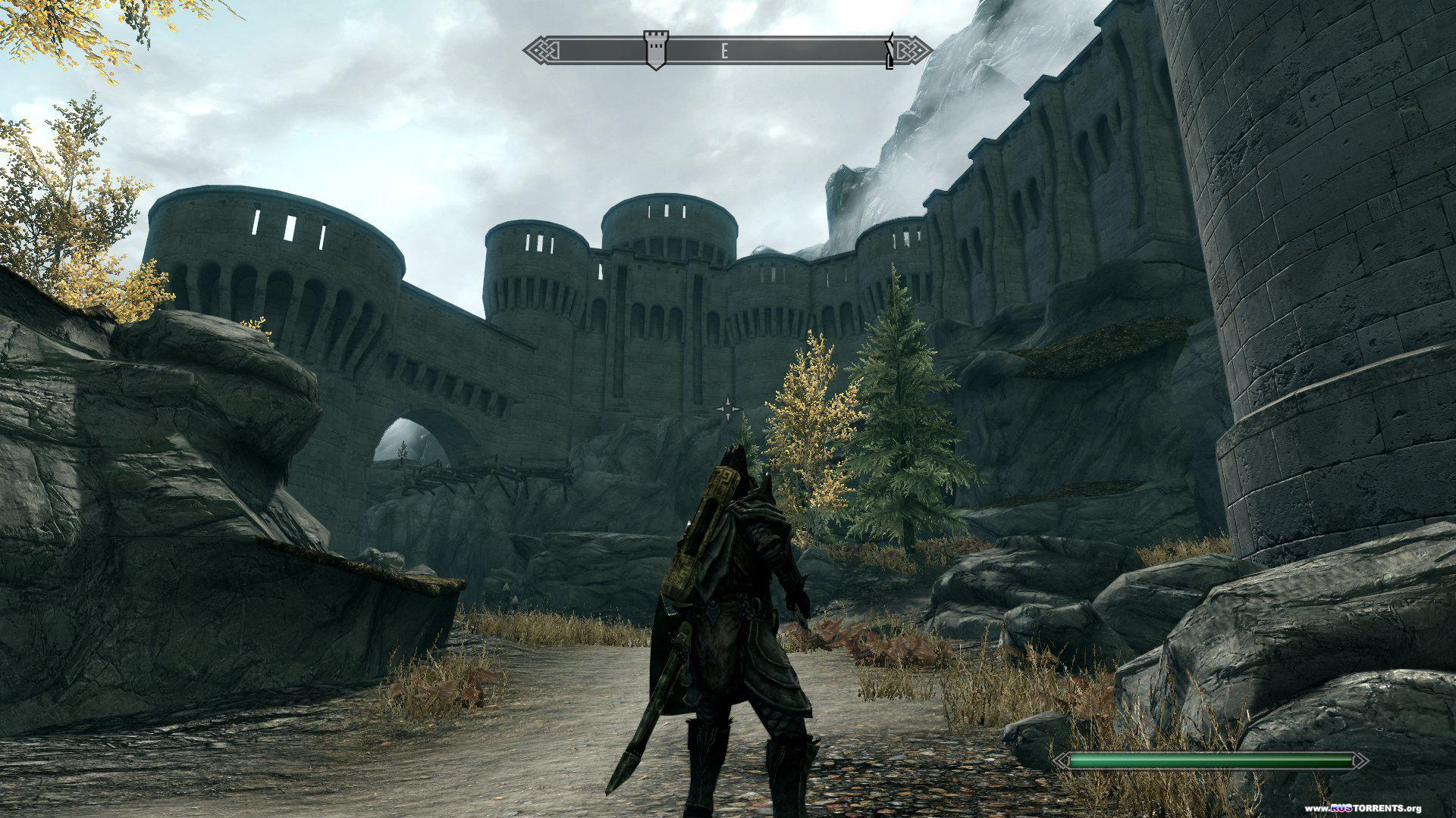 The Elder Scrolls V: Skyrim (v.1.8.151.0.7 + 4 DLC)